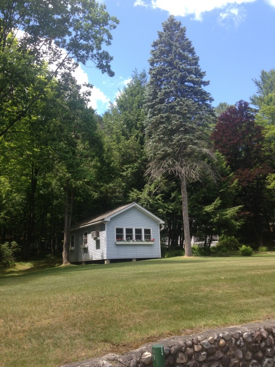 Teacher's Cabin at Meadowmount